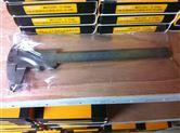 机械工人量具7系不锈钢无视游标卡尺0- 150X0.02