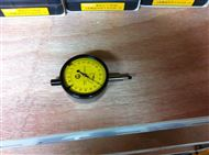 机械工人量具8钻千分表0-1X0.001