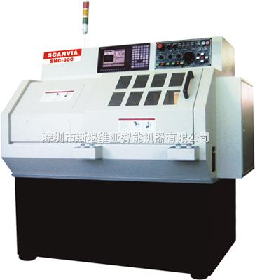 SNC-30C系列超精密CNC平排刀式车床