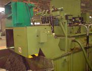 磁性刮板排屑机与涡旋分离器组合