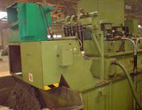 rfwf磁性刮板排屑机与涡旋分离器组合
