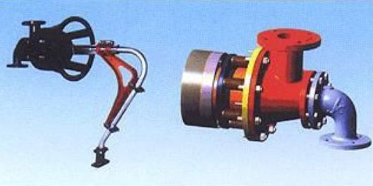 KS旋转接头和虹吸器系统