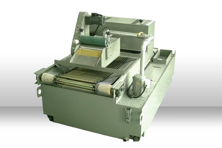 纸带过滤式排屑机