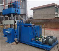 四柱液压机设备三梁四柱式液压机的主要功能 山东滕州东城液压设备