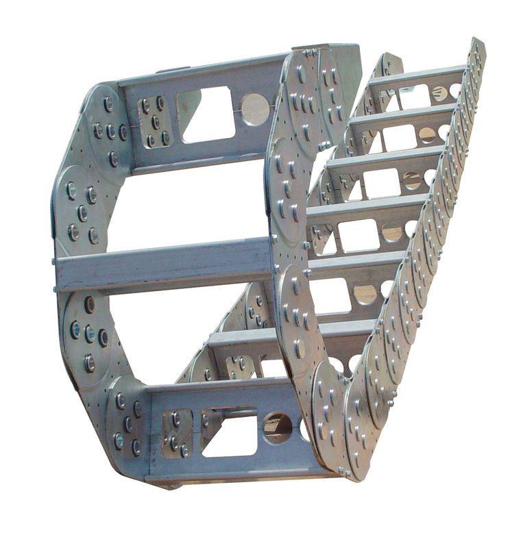 穿线线缆钢制拖链