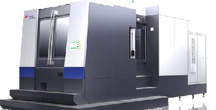 HM1006HP 卧式加工中心-正T型