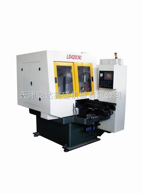 LD420CNC数控全自动直槽丝锥磨沟机