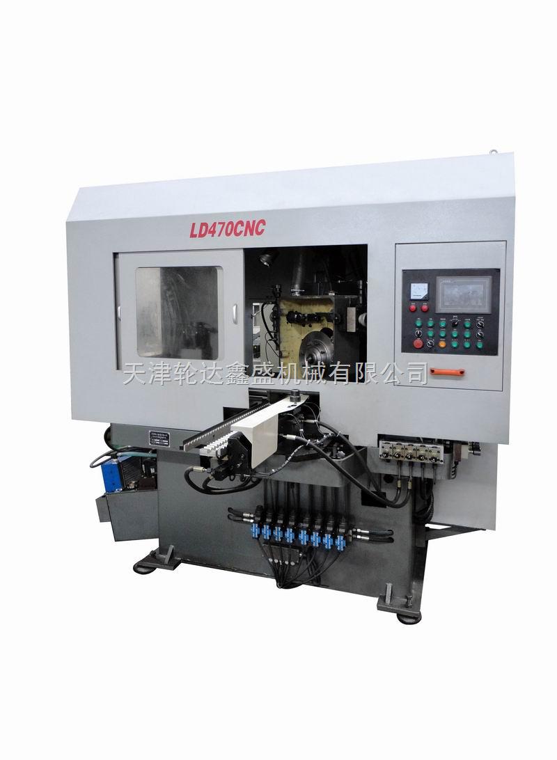 LD470CNC数控全自动螺旋槽丝锥磨槽机
