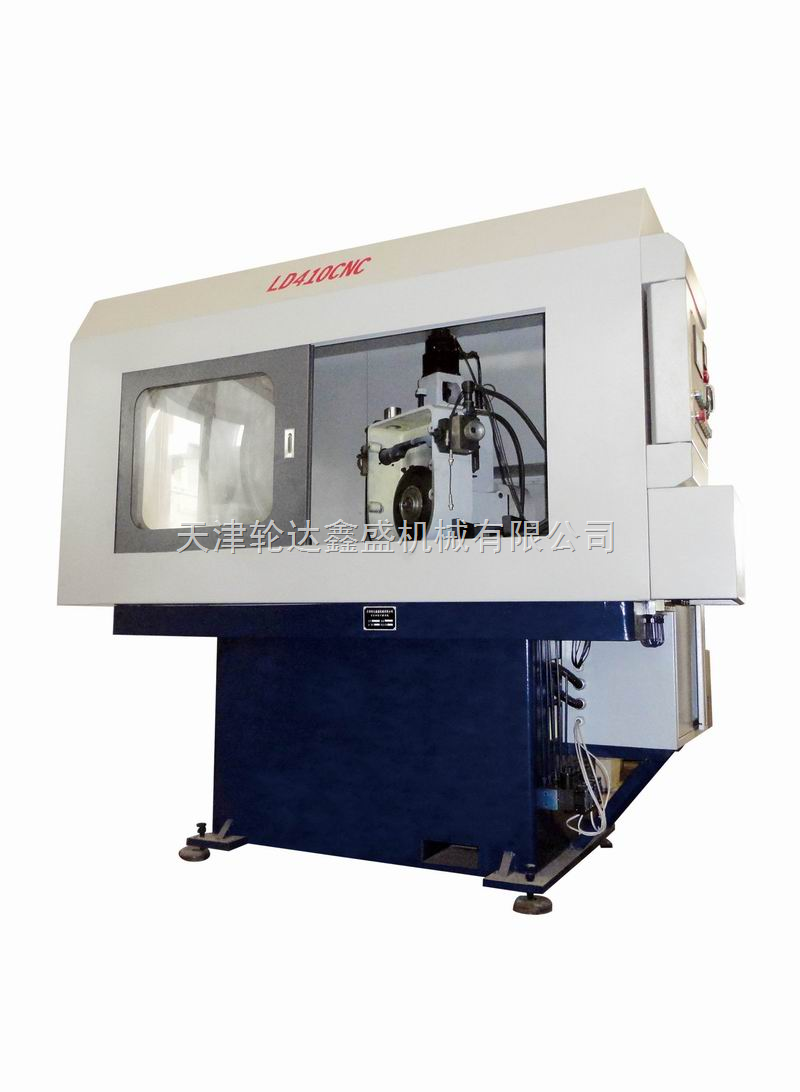 LD410CNC数控全自动麻花钻头磨沟机