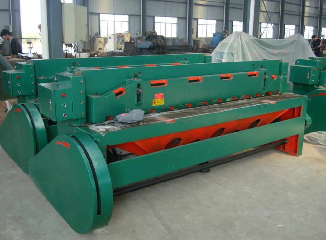 QB11-6-2000剪板机