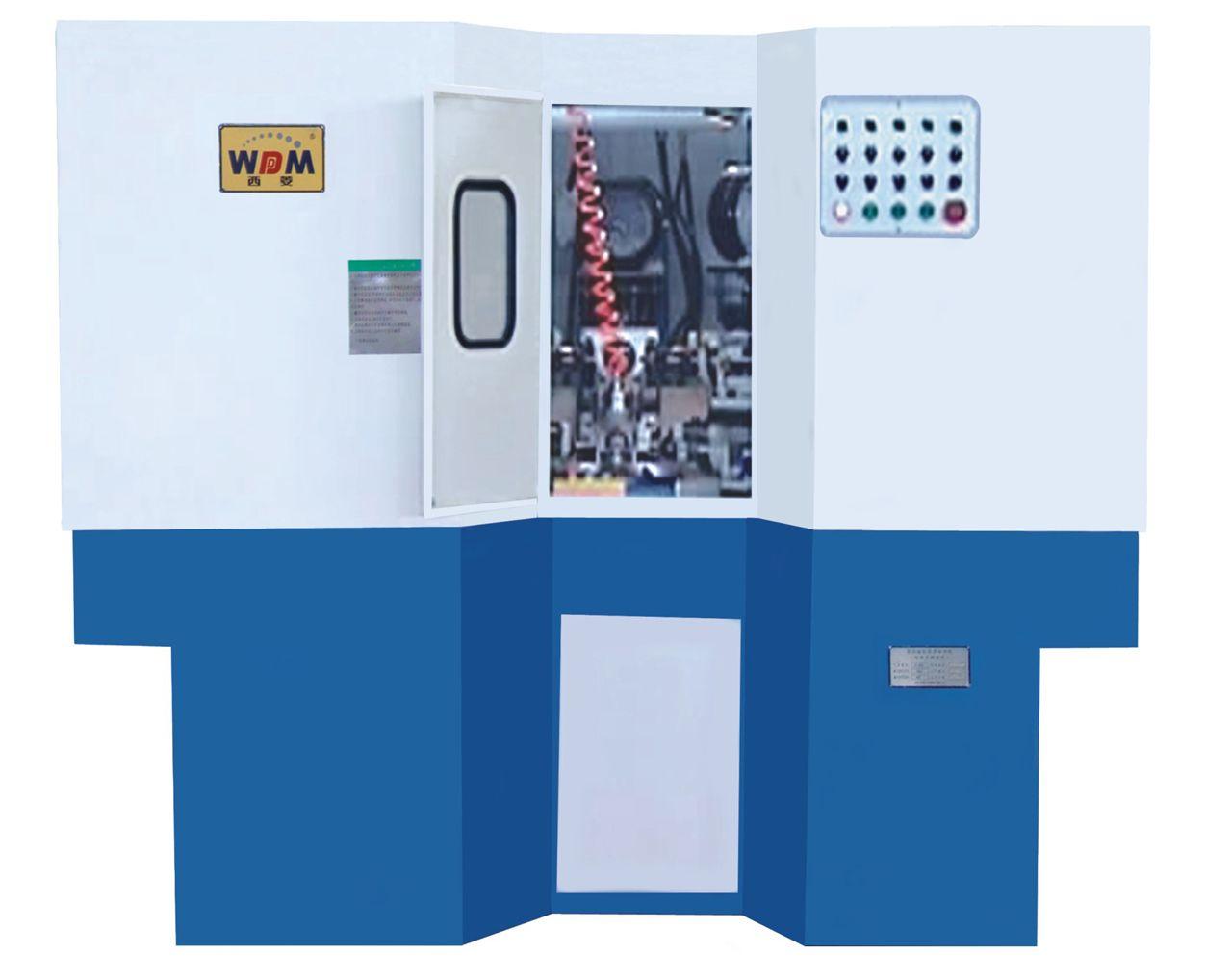 减压器主体钻孔攻丝复合机床