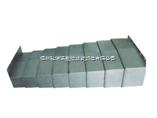 直线导轨钢板防护罩、X轴机床专用防护罩、工作台不锈钢板防护罩、盖板防护罩价格