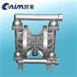 QBY铝合金气动隔膜泵