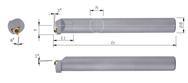 STGR/L内径切槽刀