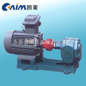 ZYB型硬齿面渣油泵