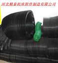 伸缩式油缸防尘罩