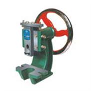 JH100产轮盘手动压力机