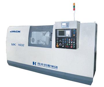 厂家MK1632数控斜切式端面外圆磨床