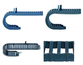 桥式塑料拖链,桥式工程塑料拖链