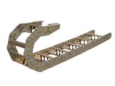 银星护板钢制拖链,银星护板钢铝拖链,银星护板