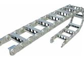 TL 型钢制拖链(桥型)