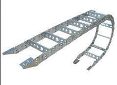 山西桥式钢制拖链