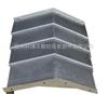 钢板导轨防护罩,钢板机床防护罩