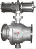 Q647H/Y-16C-DN500固定气动高温球阀型号