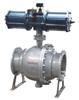 Q647H/Y-6C-DN300铸钢卸灰球阀厂