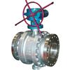 Q347H/Y-16C-DN150蜗轮锻钢硬密封球阀型号